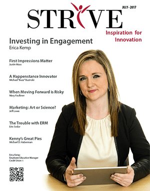 STRIVE Magazine