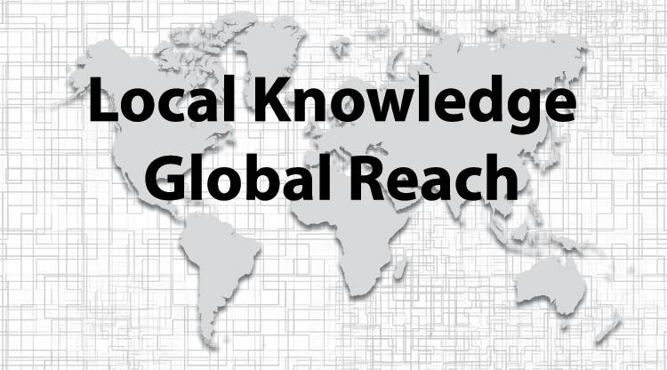 Recruitment Services: Local Knowledge Global Reach