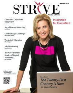 STRIVE Magazine January 2017