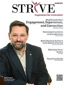 STRIVE Magazine January 2018