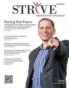 STRIVE Magazine JUL-SEPT 2018