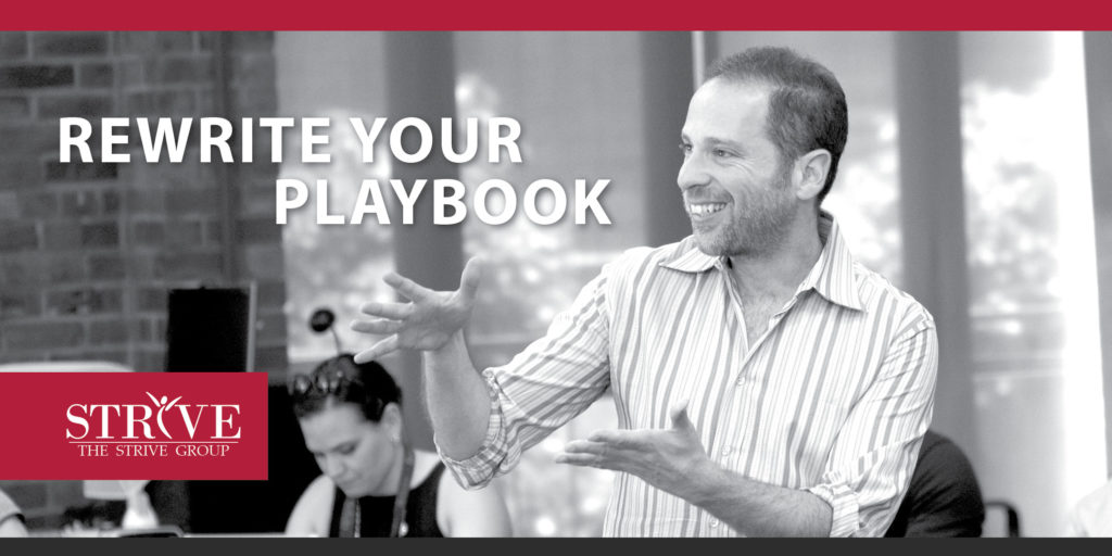 STRIVE Sympodium Oct 25: Rewrite your Playbook