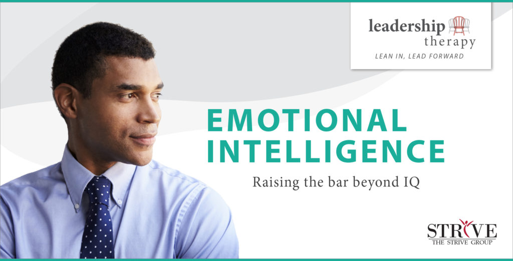 Leadership Therapy - Emotional Intelligence