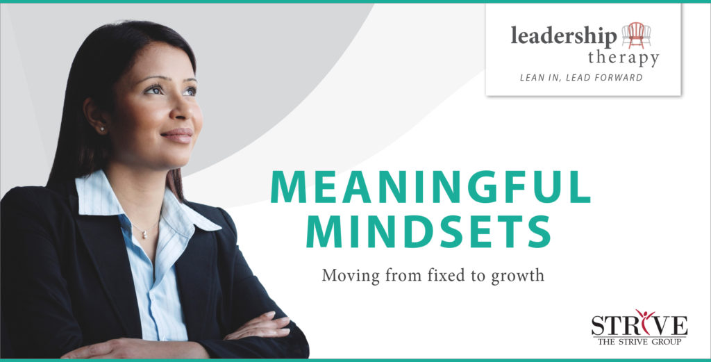 Leadership Therapy - Meaningful Mindsets