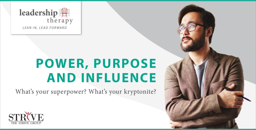 Leadership Therapy - Power, Purpose, and Influence