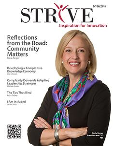 STRIVE Magazine OCT-DEC 2018