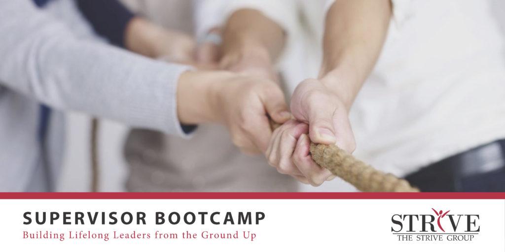 Supervisor Bootcamp