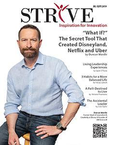 STRIVE Magazine Jul-Sept 2019