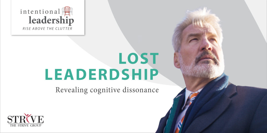 Lost Leadership