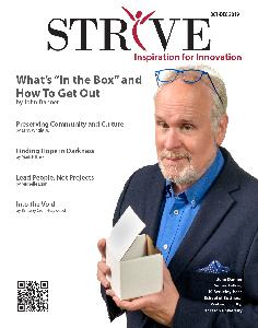 STRIVE Magazine